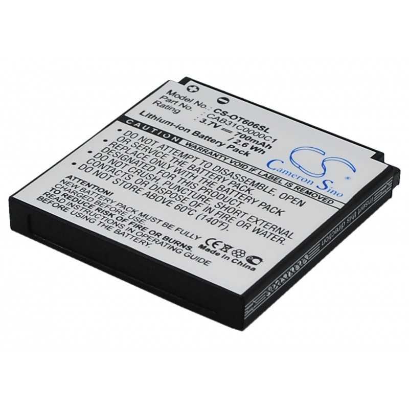 Batterie Alcatel OT-CY23