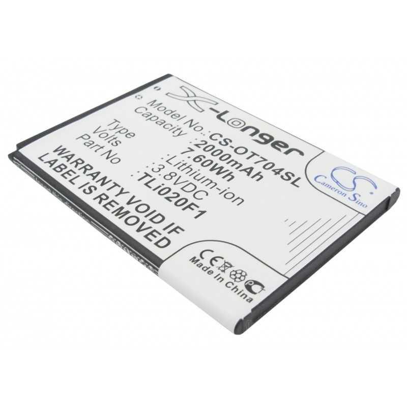 Batterie Alcatel TLi020F1
