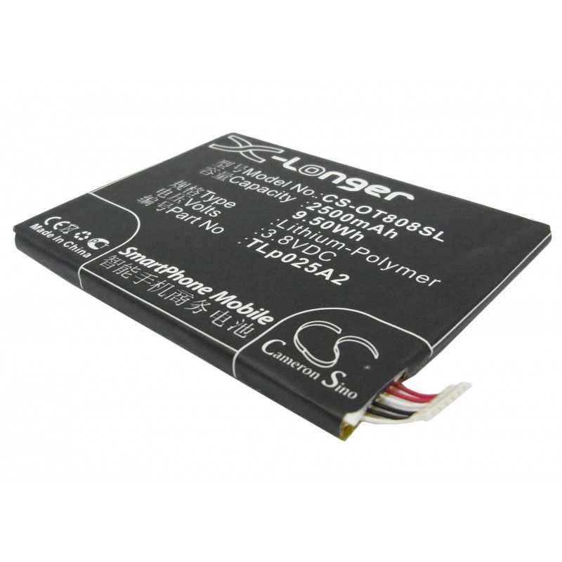 Batterie Alcatel TLp025A2