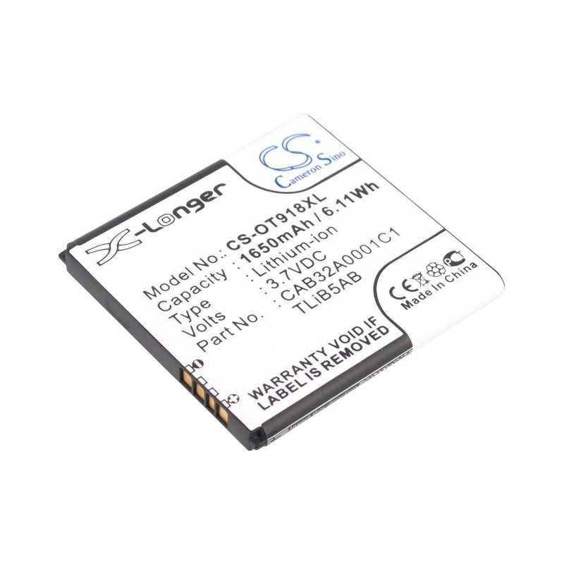 Batterie Alcatel CAB32A0001C1