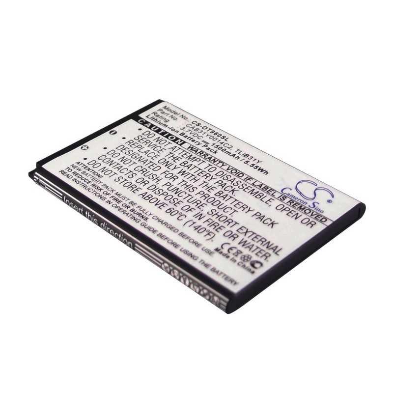 Batterie Alcatel CAB31Y0014C2