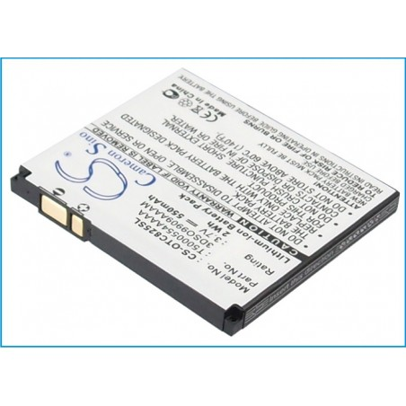 BATTERIE ALCATEL B-K7
