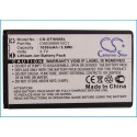 Batterie Alcatel CAB3080010C1
