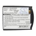 Batterie Samsung ABCI760FDZ