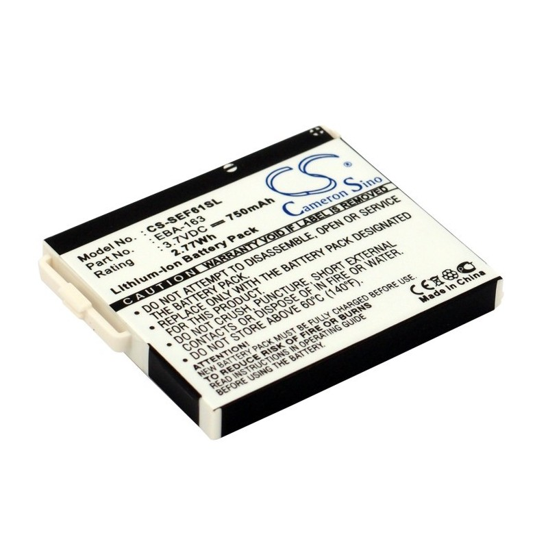 Batterie Siemens EBA-163