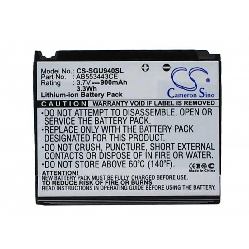 Batterie Samsung AB553443CE