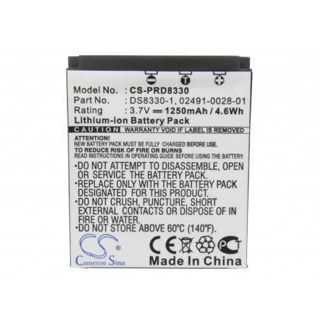 Batterie Premier 02491-0028-01