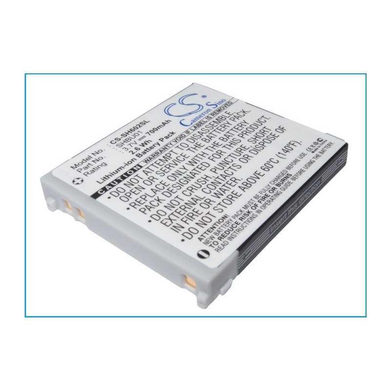 Batterie Sharp SHBU01