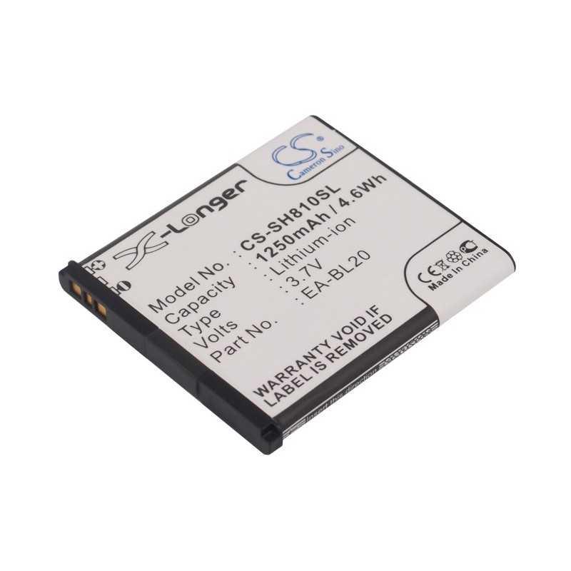 Batterie Sharp EA-BL20