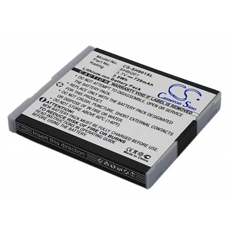 Batterie Sharp SHBQ01