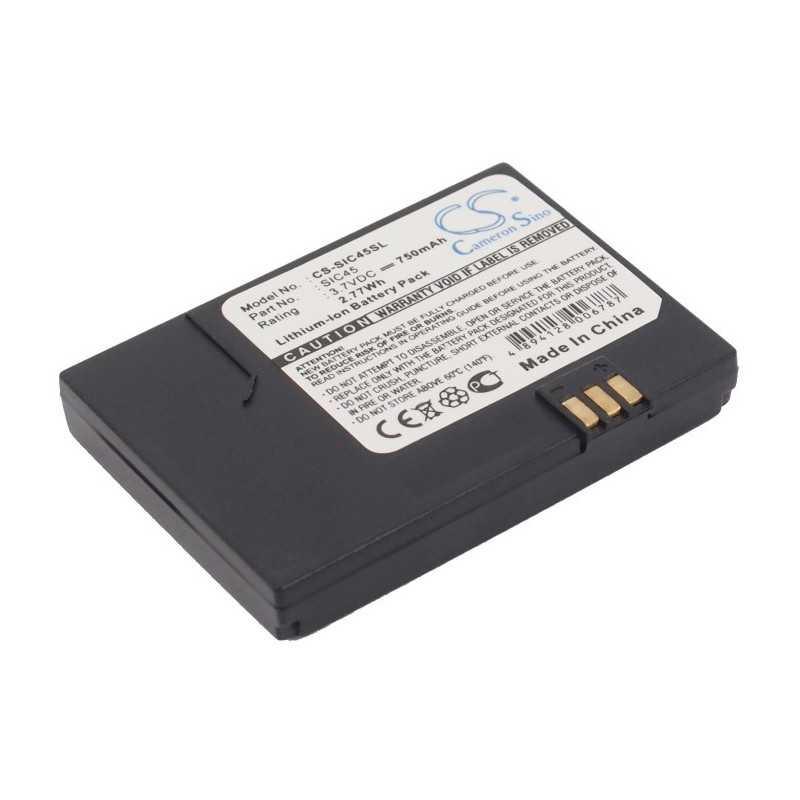 Batterie Siemens V30145-M1310-X189