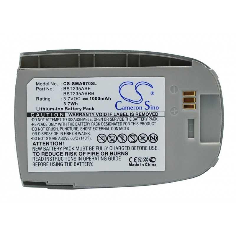 Batterie Samsung BST235ASE