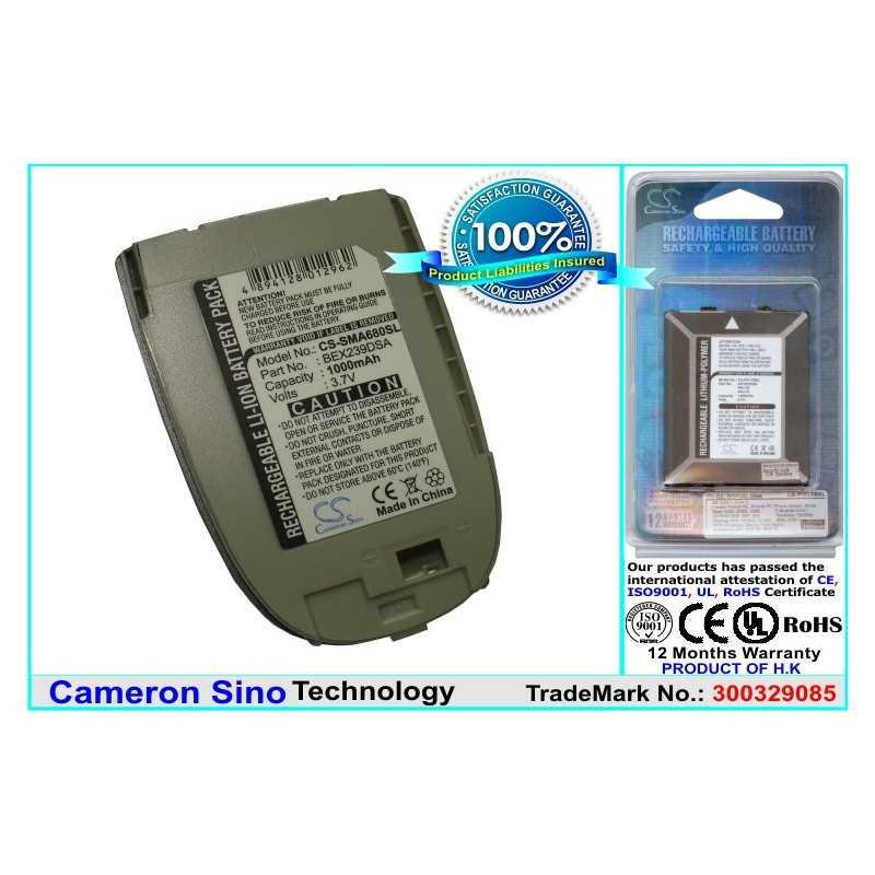 Batterie Samsung BEX239DSA