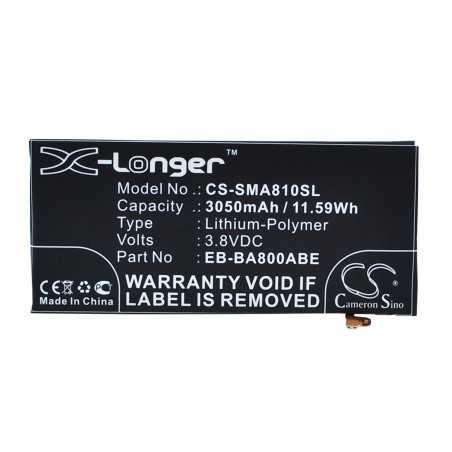 Batterie Samsung EB-BA800ABE