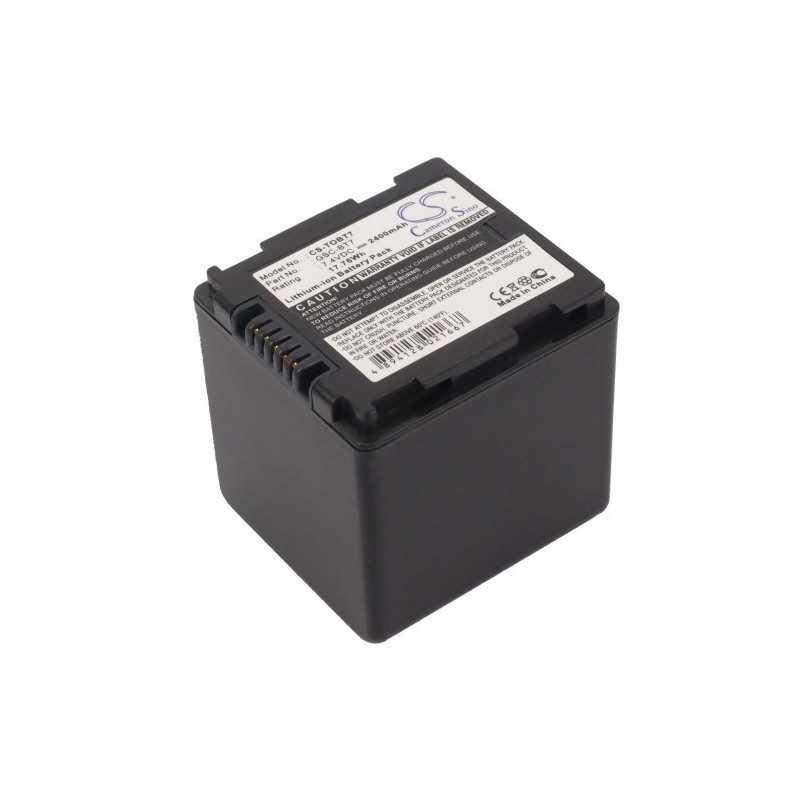 Batterie Toshiba GSC-BT7