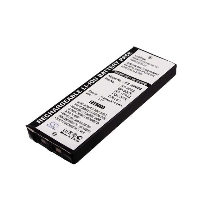 Batterie Toshiba PDR-BT9