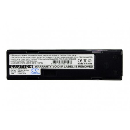 Batterie Toshiba NP-100
