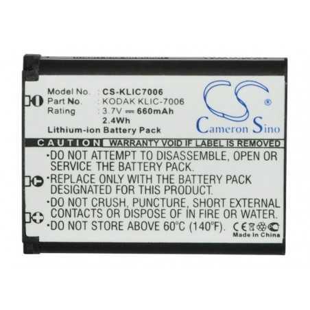 Batterie Ricoh DS-6365