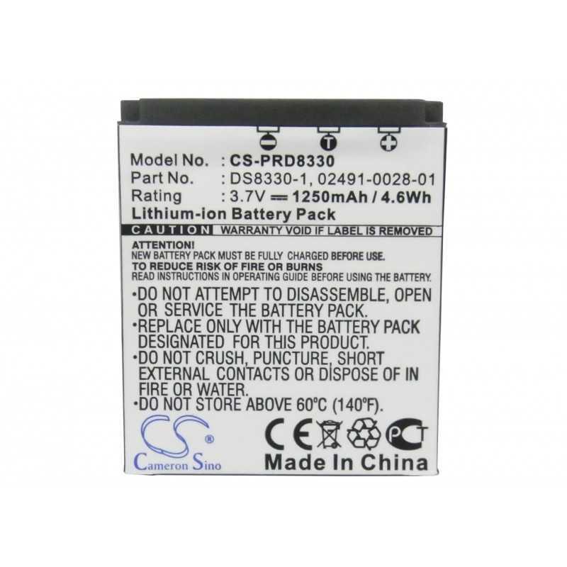 Batterie Hitachi 02491-0028-01