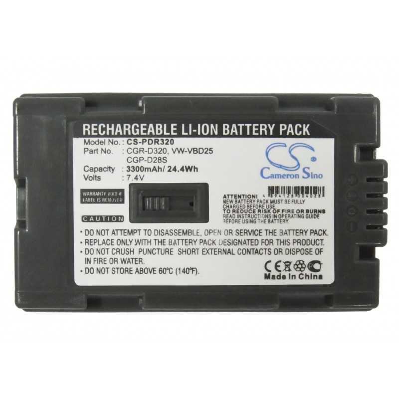Batterie Hitachi DZ-BP28