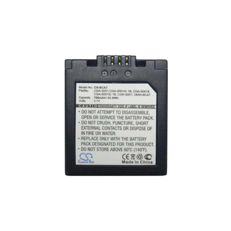 Batterie Leica BP-DC2