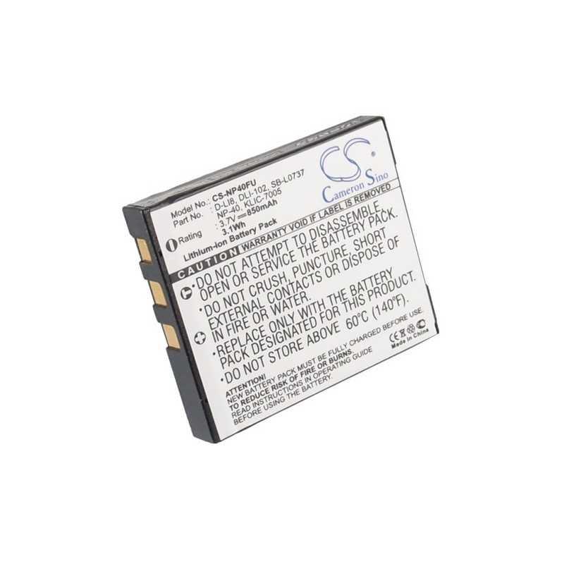 Batterie Kodak KLIC-7005
