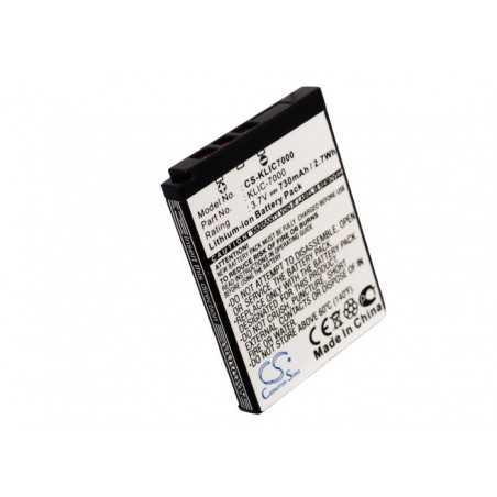 Batterie Kodak KLIC-7000