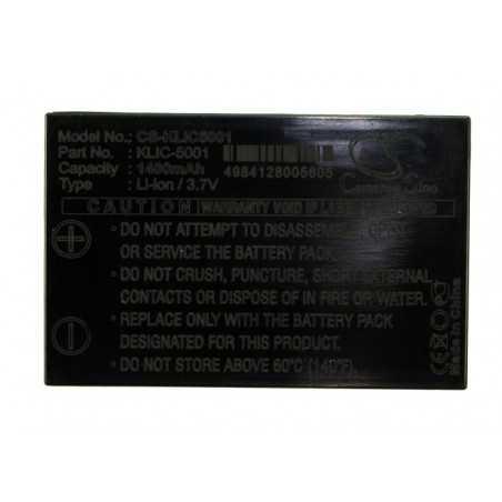 Batterie Sanyo DB-L50