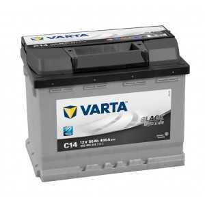 BATTERIE VARTA BLACK DYNAMIC C14 12V 56AH 480A (EN)