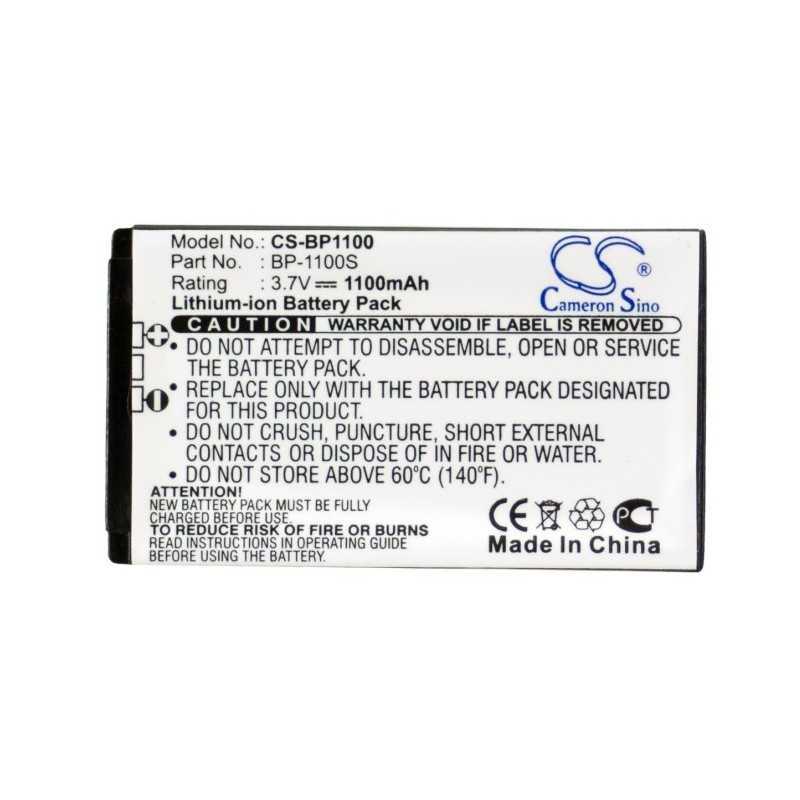 Batterie Kyocera BP-1100S