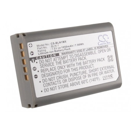 Batterie Olympus BLN-1