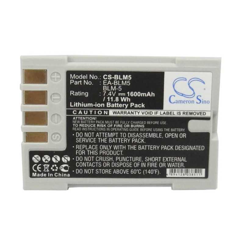 Batterie Olympus EA-BLM5