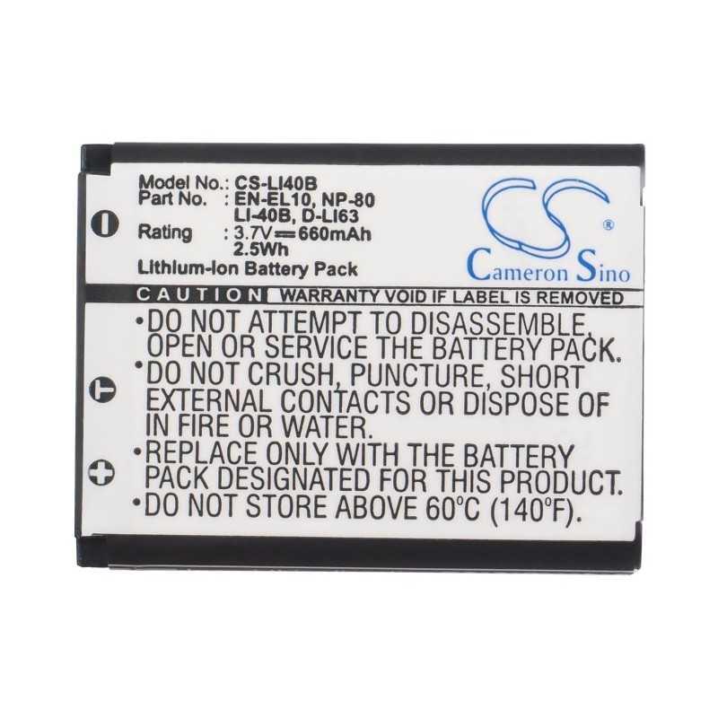 Batterie Olympus Ll-40B