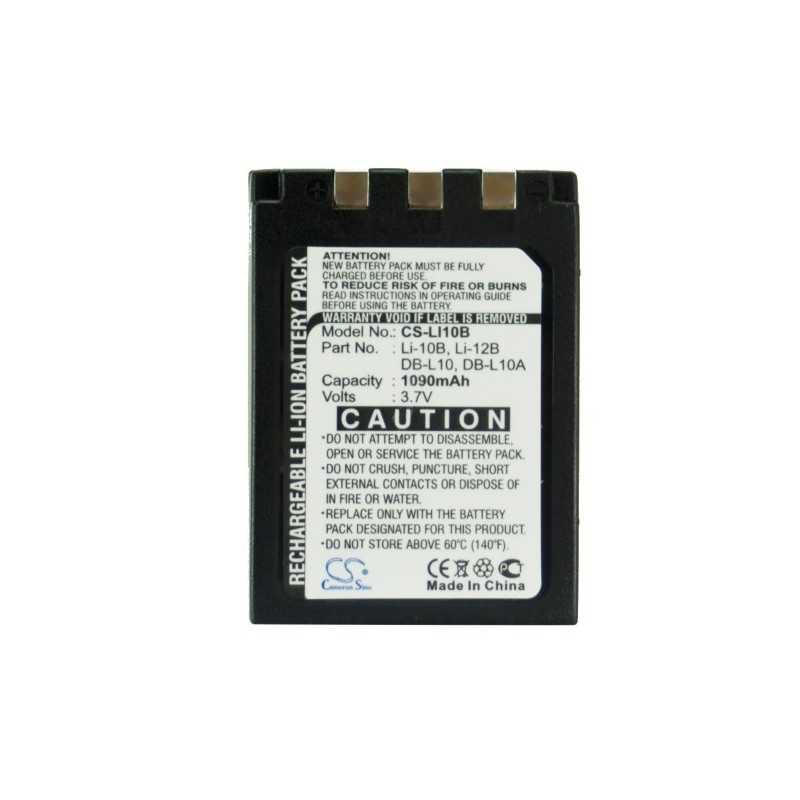 Batterie Olympus Li-10B