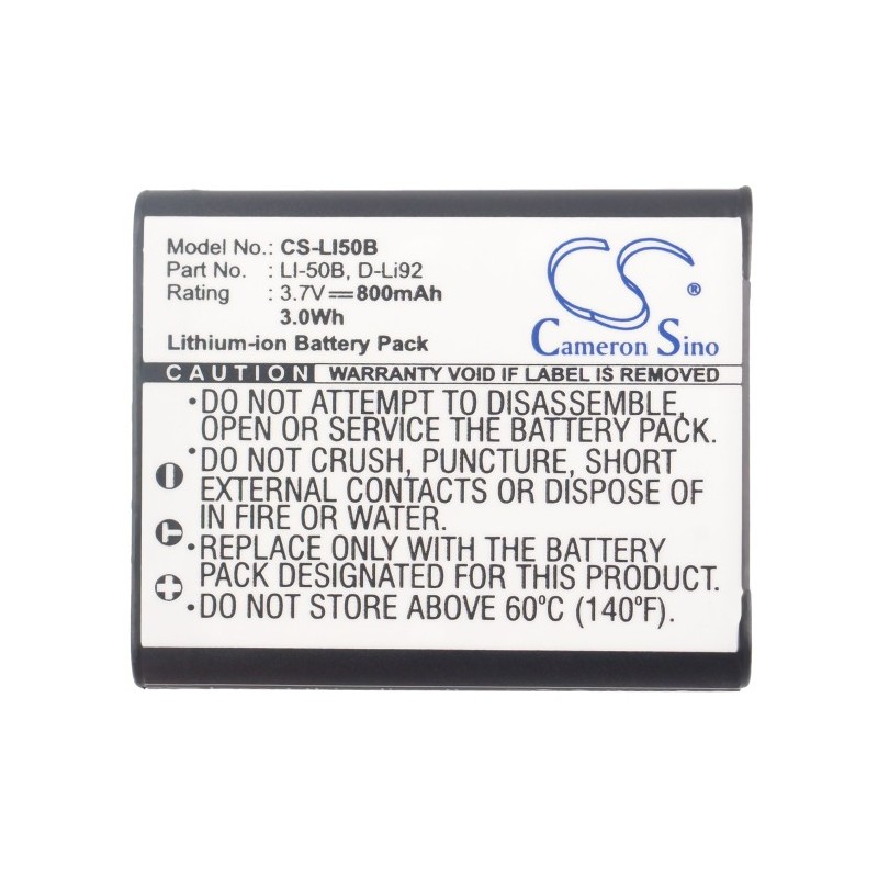 Batterie Casio NP-150