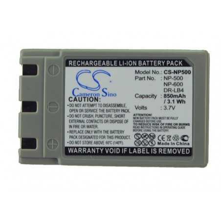 Batterie Konica DR-LB4