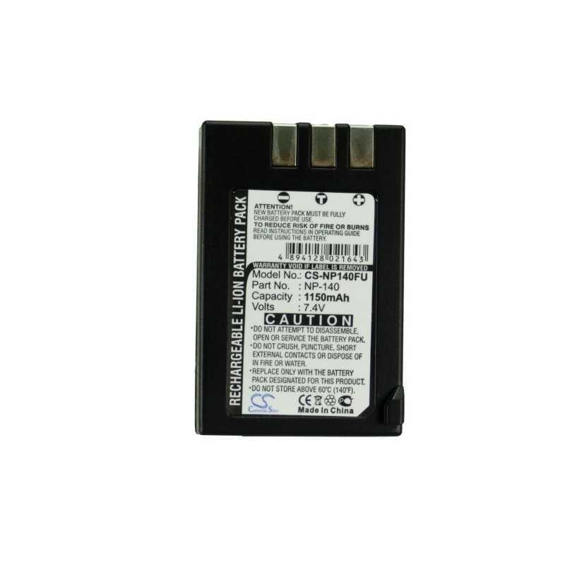 Batterie Fujifilm NP-140