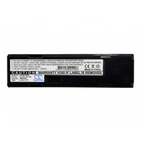 Batterie Fujifilm NP-100