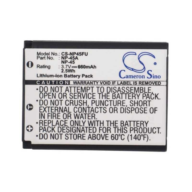 Batterie Fujifilm NP-45