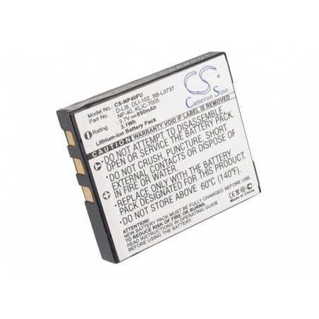 Batterie Fujifilm NP-40
