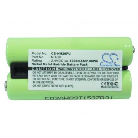 Batterie Fujifilm NH-20
