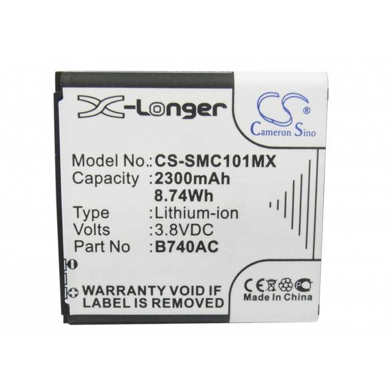 Batterie Samsung B740AE