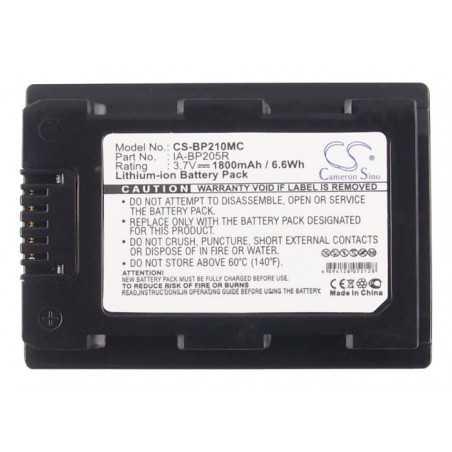 Batterie Samsung IA-BP210R