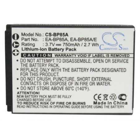 Batterie Samsung BP85A