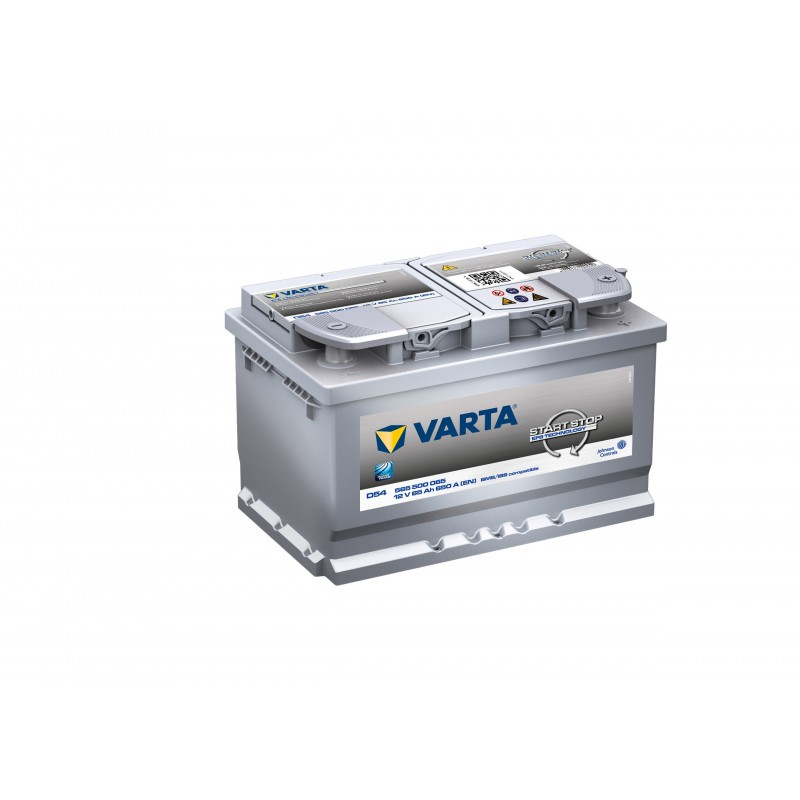 BATTERIE VARTA START AND STOP EFB D54 12V 65AH 650A
