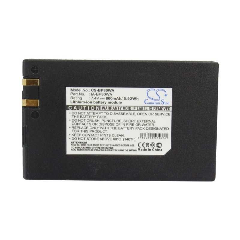 Batterie Samsung IA-BP80WA