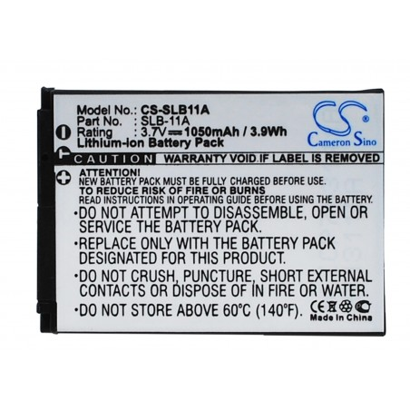 Batterie Samsung SLB-11A