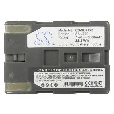 Batterie Samsung SB-L220