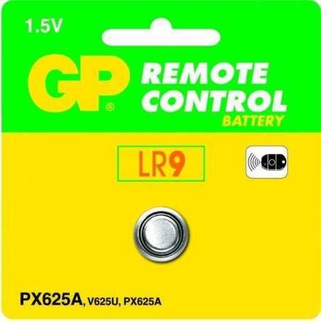 PILE GP 1,5 VOLTS LR9 V625U