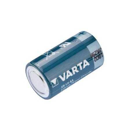 PILE VARTA LITHIUM 3.6V ER 1/2AA S